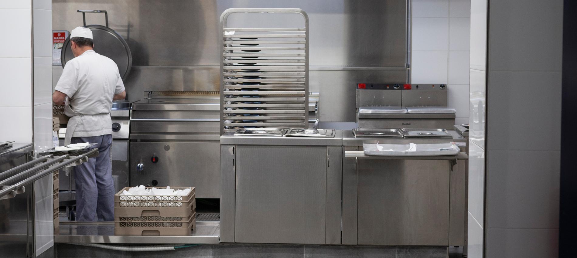 Servei de cuina